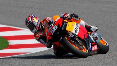 Rea termina su primera carrera de MotoGP™ con un octavo puesto