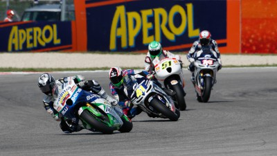 Hernández finaliza 12º, Salom puntúa en su debut en MotoGP