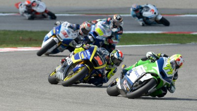 Aegerter takes meaningful season-best at San Marino