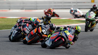 Márquez still hungry for victory as Aragón welcomes Moto2™