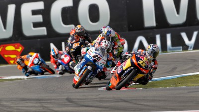 Cortese the man to beat when Moto3™ heads to Aragón