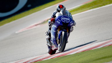 Lorenzo looking for first Aragón win