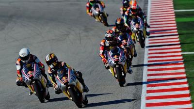 Red Bull MotoGP Rookies - The last Altercation in Aragón