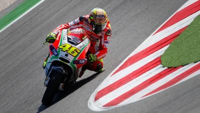 Ducati Team hopes to confirm progress at Aragón