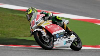 Finsterbusch fährt bis Ende der Saison im Racing Team Germany