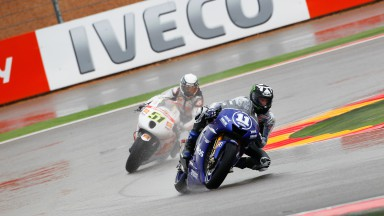 Yamaha's Spies reflects on going fastest in FP2