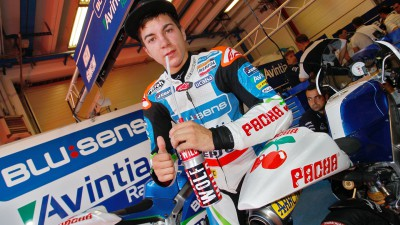 Viñales continuará en Moto3 con el Blusens Avintia en 2013