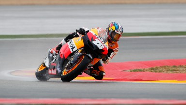 Pace setter Pedrosa shows his mettle in early outing