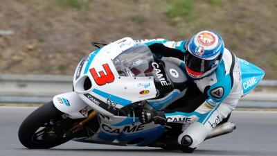 Corsi s'adjuge la pole au Grand Prix Iveco d'Aragon