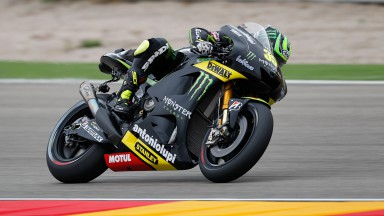 More work to do in warm-up, Crutchlow admits