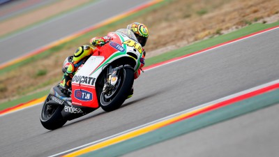 Ducati Team reflect on Aragon qualifying run