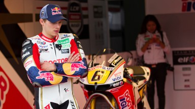 Bradl in top5 in qualifica