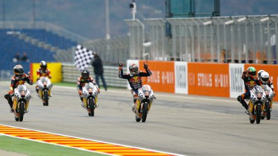 Florian Alt remporte la Red Bull MotoGP Rookies Cup 2012