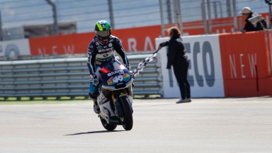 Espargaró wins action-packed Aragón thriller