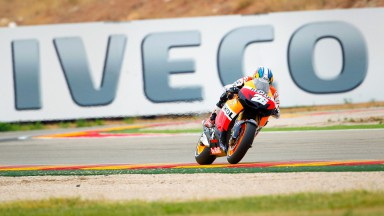 Pedrosa rules in Aragón with dominant victory