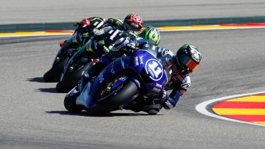 Fifth for Spies in Aragón GP