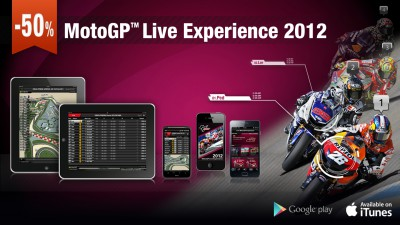 MotoGP™ Live Experience now for just €9.99