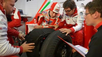Aragón MotoGP™ Bridgestone tyre debrief