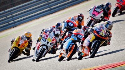 Salom on a mission as Moto3™ heads to Motegi