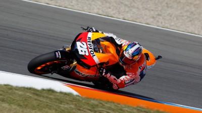Il Repsol Honda Team riabbraccia Stoner