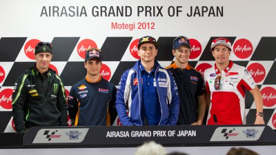 AirAsia Grand Prix of Japan: la conferenza stampa