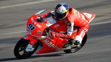 Folger leads the way in first Motegi outing