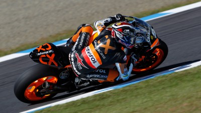 Márquez fastest in second free practice in Motegi