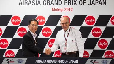 El circuito de Motegi y MotoGP™ amplían su asociación hasta 2018
