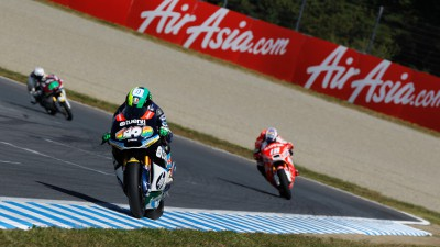 Espargaró storms to pole in frantic Japan qualifying