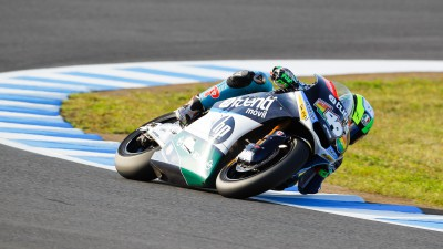 Espargaró on the pace in Japan morning warm-up