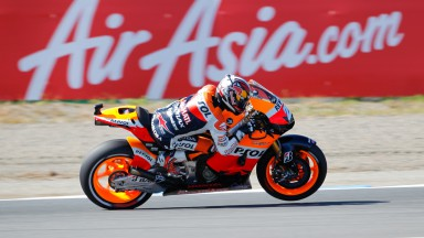 Pedrosa in solitaria a Motegi