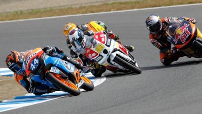 Oliveira escala até ao 7º posto em Motegi e sobe uma posição na geral