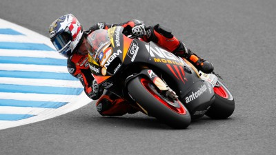Edwards second best CRT in Motegi