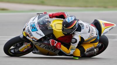 Márquez às portas do título de Moto2™ em Sepang