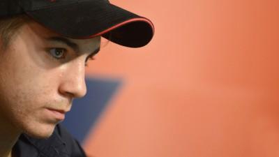 M.ビニャーレス、チームとタイトル争いから離脱