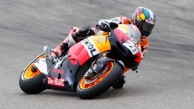 Pedrosa sets the tone in Sepang first free practice