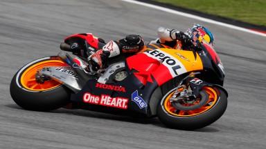 Repsol Honda domina primeiro dia na Malásia