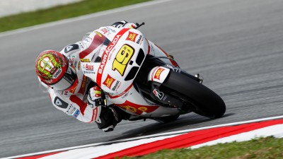 Bautista left frustrated with lack of track time in Malaysia