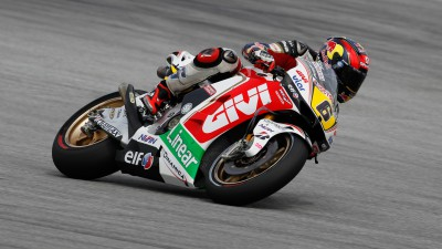 Chattering hinders Bradl on Sepang day one