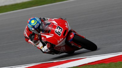 Khairuddin starts strong at home Grand Prix in Sepang