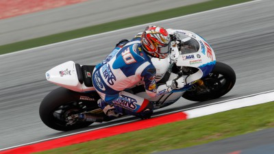 Rain-affected Malaysia practice headed by Nakagami