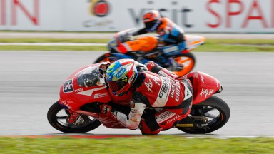 Historic first pole for Khairuddin in Sepang