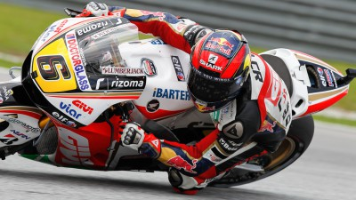 Bike issues hinder qualifying in Malaysia for Bradl