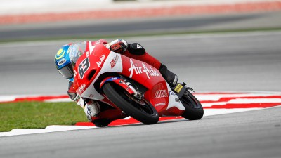 Sunny Sepang warm-up sees Khairuddin on top