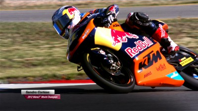 Sandro Cortese – 2012 Moto3™ World Champion