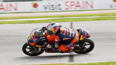 Cortese crowned Moto3™ World Champion with win in Sepang