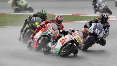 Sixth for Bautista in rain-hit Sepang