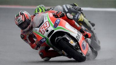 El Ducati Team amarra buenos resultados en Malasia