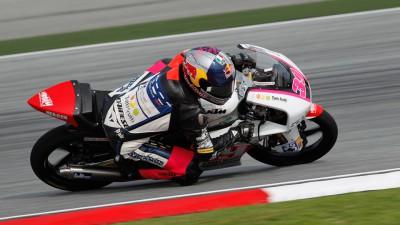 L.サロン、タイヤ選択ミスでタイトルバトルできず
