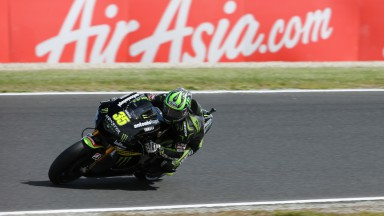Crutchlow and Dovizioso make promising start in Australia